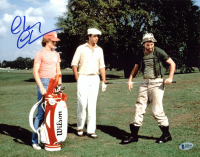 "Chevy Chase Signed ""Caddyshack"" 11x14 Photo (Beckett COA) at PristineAuction.com"