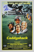 "Chevy Chase Signed ""Caddyshack"" 12x18 Photo (Beckett COA & Chase Hologram) at PristineAuction.com"