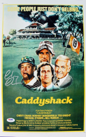 "Chevy Chase Signed ""Caddyshack"" 11x17 Photo (PSA COA) at PristineAuction.com"