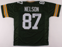 Jordy Nelson Signed Jersey (Beckett COA) at PristineAuction.com