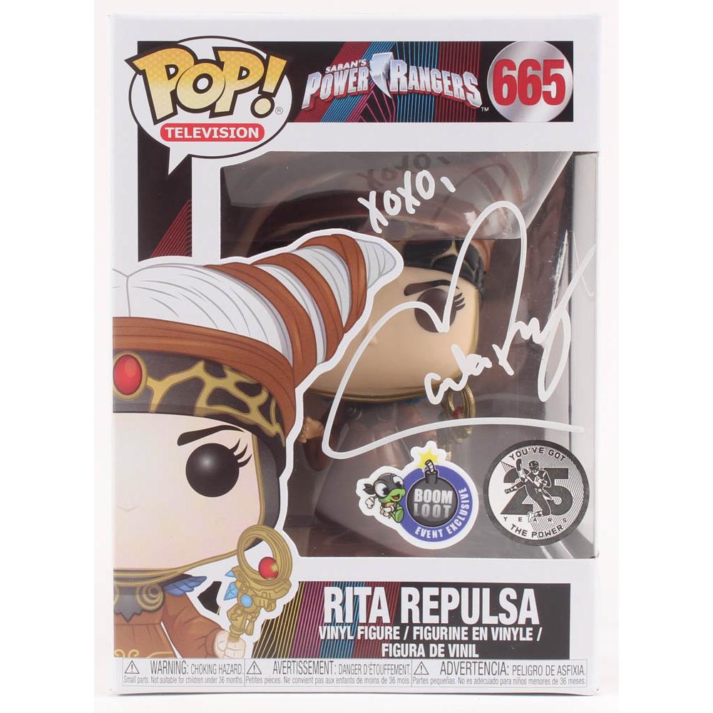 IN STOCK Funko POP Saban/'s Power Rangers: Rita Repulsa Figure #665 TV