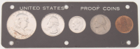 1955 United States Proof Set with (5) Coins at PristineAuction.com