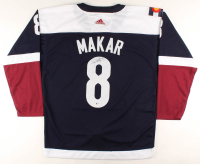 Cale Makar Signed Avalanche Jersey (Beckett COA) at PristineAuction.com