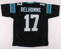 Jake Delhomme Signed Jersey (JSA COA) at PristineAuction.com