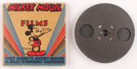 1940's Mickey Mouse 8mm Film Reel with Original Box at PristineAuction.com