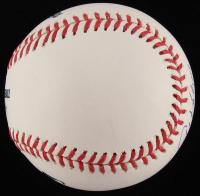 """Al Kaline Signed OML Baseball Inscribed """"1955 AL Batting Champ"""" (JSA COA) at PristineAuction.com"""