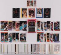 Basketball Card Dream Lot™ of (310) Basketball Cards with 2019 Prizm Zion Williamson and Ja Morant RCs, 1986 Fleer Magic Johnson Sticker, 1980 Topps Elvin Hayes, 1989 Fleer Michael Jordan at PristineAuction.com