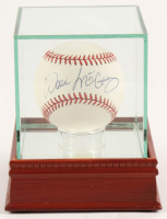 Willie McCovey Signed ONL Baseball with High Quality Display Case (PSA COA) at PristineAuction.com