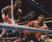 "James ""Buster"" Douglas Signed 8x10 Photo (MAB Hologram) at PristineAuction.com"