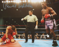 Pernell Whitaker Signed 8x10 Photo (MAB Hologram) at PristineAuction.com