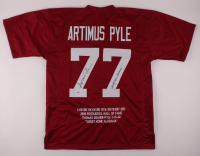 "Artimus Pyle Signed Career Highlight Jersey Inscribed ""Sweet Home Alabama"" (PSA COA) at PristineAuction.com"