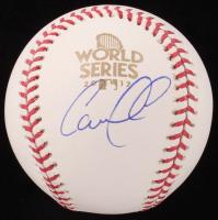 Carlos Correa Signed 2017 World Series Baseball (PSA COA) at PristineAuction.com