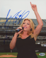 """Taylor Dayne Signed 8x10 Photo Inscribed """"Love"""" (Beckett COA) at PristineAuction.com"""