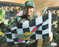Chase Elliott Signed 8x10 Photo (JSA COA) at PristineAuction.com