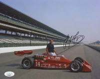 A.J. Foyt Signed 8x10 Photo (JSA COA) at PristineAuction.com
