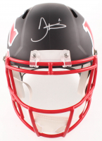 Tyreek Hill Signed Chiefs AMP Alternate Full-Size Speed Helmet (JSA COA) at PristineAuction.com