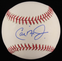 Cal Ripken Jr. Signed OML Baseball (JSA COA) at PristineAuction.com