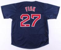 Carlton Fisk Signed Jersey (JSA COA) at PristineAuction.com