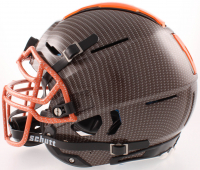 Jarvis Landry Signed Browns Full-Size Authentic On-Field Hydro Dipped F7 Helmet (JSA COA) at PristineAuction.com