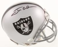 Jon Gruden Signed Raiders Mini Helmet (JSA COA) at PristineAuction.com