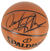 Dennis Rodman Signed NBA Game Ball Series Basketball (Beckett COA) at PristineAuction.com