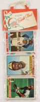 1976 Topps Unopened Holiday Rack Pack of (12) Baseball Cards with #467 Woodie Fryman, #520 Willie McCovey, #542 Keith Hernandez Showing on Front at PristineAuction.com