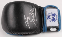 Bas Rutten Signed MMA Boxing Glove (JSA COA) at PristineAuction.com