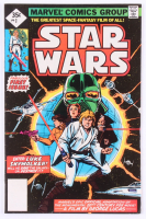 """1977 """"Star Wars"""" Issue #1 Marvel Comic Book at PristineAuction.com"""