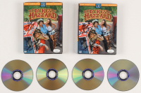 """Catherine Bach, Tom Wopat, & John Schneider Signed """"The Dukes of Hazzard"""" CD Cover (JSA COA) at PristineAuction.com"""