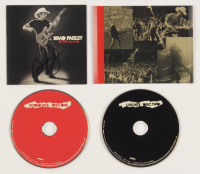 """Brad Paisley Signed """"Hits Alive"""" CD Cover (JSA COA) at PristineAuction.com"""