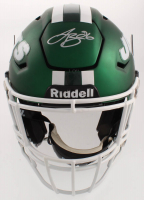 Le'Veon Bell Signed Jets Full-Size Authentic On-Field SpeedFelx Helmet (PSA Hologram) at PristineAuction.com