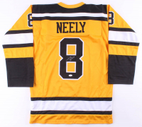 Cam Neely Signed Jersey (JSA COA) at PristineAuction.com