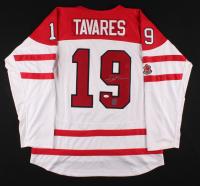John Tavares Signed Team Canada Jersey (JSA COA & Tavares Hologram) at PristineAuction.com
