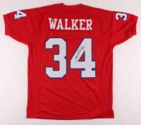 Herschel Walker Signed Jersey (JSA COA) at PristineAuction.com