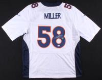 Von Miller Signed Broncos Super Bowl 50 Jersey (JSA COA) at PristineAuction.com