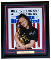 Rose Lavelle Signed Team USA 22x27 Custom Framed Photo Display (JSA COA) at PristineAuction.com