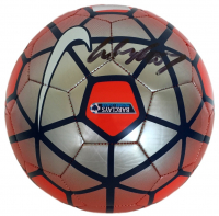 Wayne Rooney Signed Nike Barclays Premier League Soccer Ball (Icons COA) at PristineAuction.com