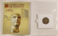 Carinus Roman Bronze Coin AD 283-285 at PristineAuction.com