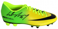 Wayne Rooney Signed Nike Mercurial Cleat (Icons COA & JSA LOA) at PristineAuction.com