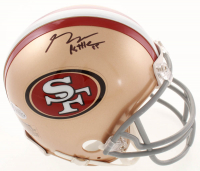 George Kittle Signed 49ers Mini Helmet (Beckett COA) at PristineAuction.com
