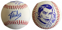 Stan Lee & Michael Golden Signed OML Baseball with Hand-Drawn Sketch (JSA COA) at PristineAuction.com