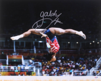 Gabby Douglas Signed Team USA 16x20 Photo (PSA COA) at PristineAuction.com