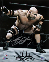 Bill Goldberg Signed WWE 8x10 Photo (Beckett COA) at PristineAuction.com