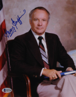 Gerald D. Griffin Signed 8x10 Photo (Beckett COA) at PristineAuction.com