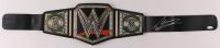 A.J. Styles Signed WWE World Heavyweight Championship Belt (JSA COA) at PristineAuction.com