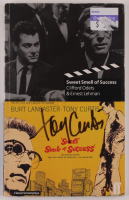"""Tony Curtis Signed """"Sweet Smell of Success"""" Screenplay Softcover Book (JSA COA) at PristineAuction.com"""
