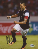 "Clint Dempsey Signed Team USA 8x10 Photo Inscribed ""USA"" (Beckett COA) at PristineAuction.com"