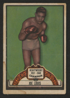 Joe Louis 1951 Topps Ringside #88 at PristineAuction.com