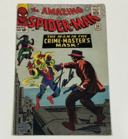 "Stan Lee Signed 1965 ""The Amazing Spider-Man"" Issue #26 Marvel Comic Book (Lee COA) at PristineAuction.com"