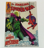 "Stan Lee Signed 1968 ""The Amazing Spider-Man"" Issue #66 Marvel Comic Book (Lee COA) at PristineAuction.com"